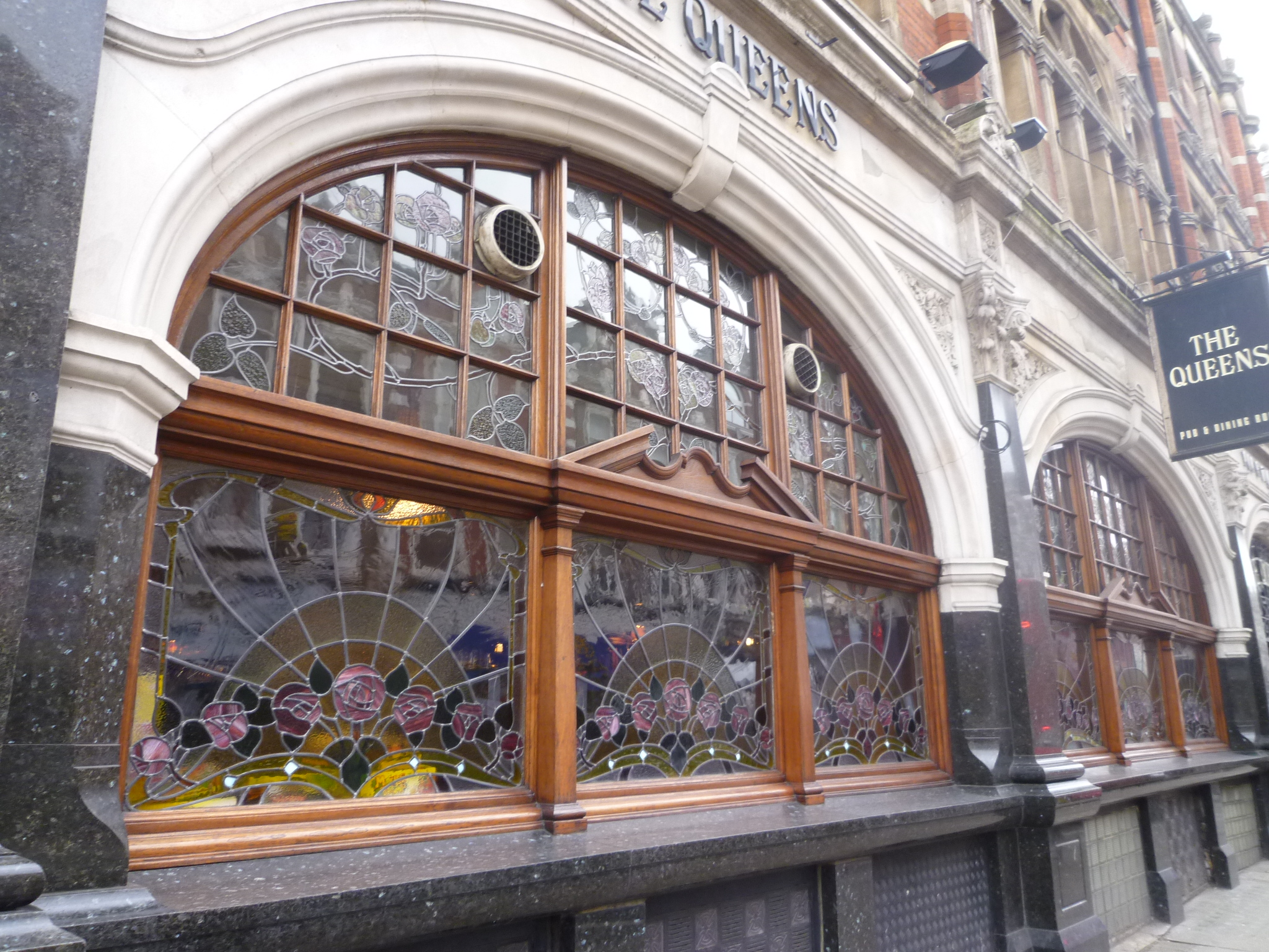 The Queens Pub, London | Culture24
